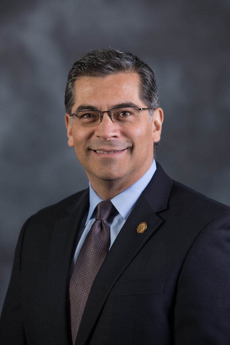 About Attorney General Xavier Becerra