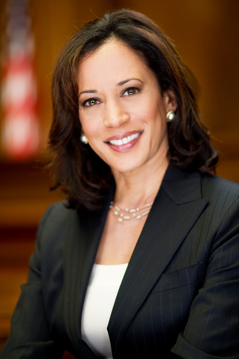 Photo of Attorney General Kamala D. Harris