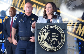 A.G. Harris Launches California Cyber Crime Center Initiative