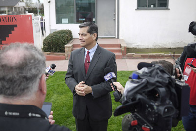 AG Becerra Bakersfield Conference Photo Album