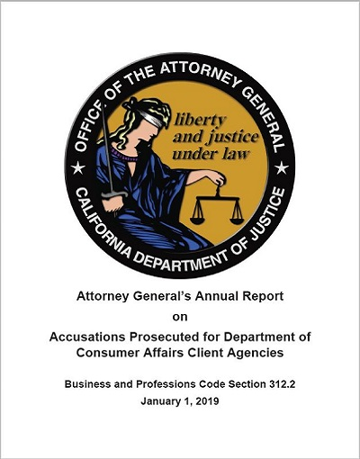 Download Accusations  Prosecuted for Department of Consumer Affairs Client Agencies