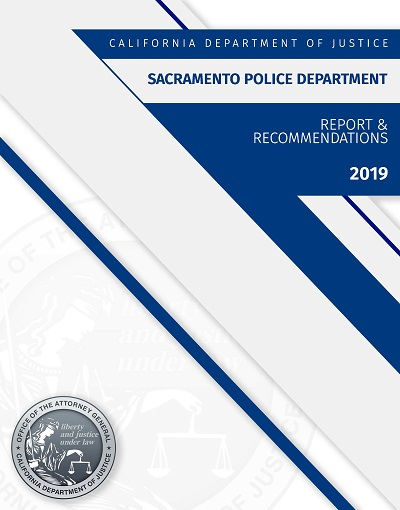 Download Sacramento Police Department Report 2019