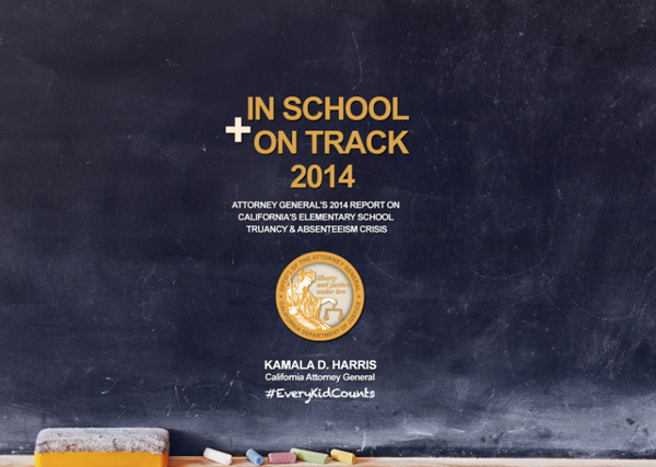 In School + On Track 2014 Cover